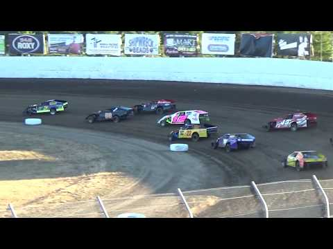 Grays Harbor Raceway, July 29, 2017, 18th Annual NW Modified Nationals C-Main