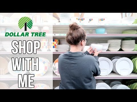 DOLLAR TREE | SHOP WITH ME | HOUSEHOLD HAUL