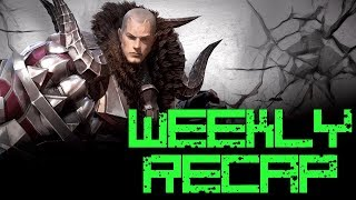 MMOHuts Weekly Recap #306 Mar. 23rd - Dauntless, Bless, Fortnite & More!