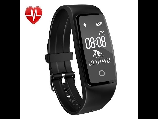YAMAY Fitness Tracker with Heart Rate Monitor