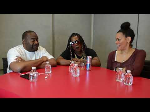 Gangsta Boo talks Three 6 Mafia, her music and the culture on StoryTime with Legendary Jerry