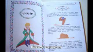 The Little Prince / TRILINGUAL Edition / English - French - Chinese