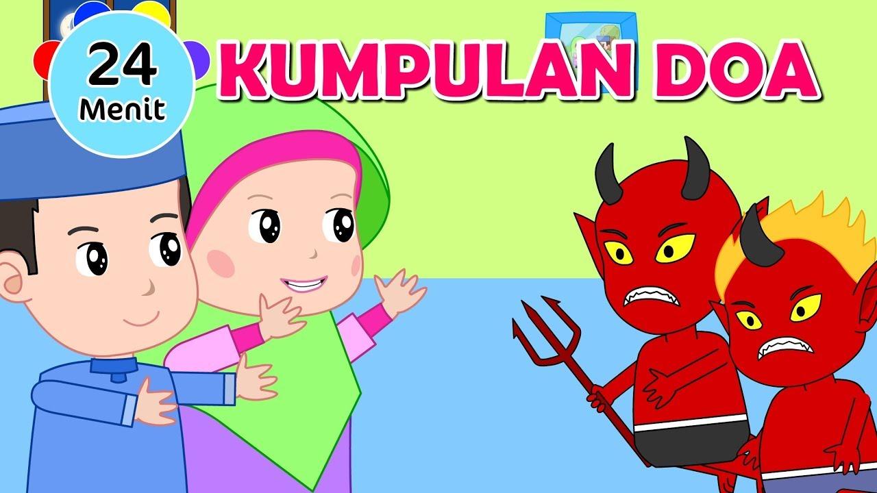 Gambar Anak Muslim Kartun Belajar Terbaru - desain rumah ...