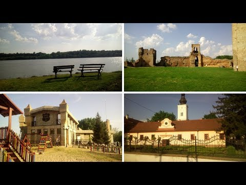 Ride the Serbia - Danube route