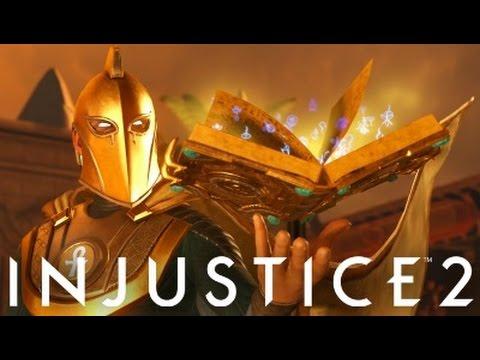 Injustice 2 - Dr Fate vs Cheetah