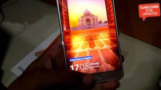 Gionee M5 Plus unboxing and Review in hindi