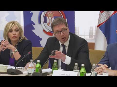 Aleksandar Vučić o izdvajanju za Kosovo, 31. mart 2018.