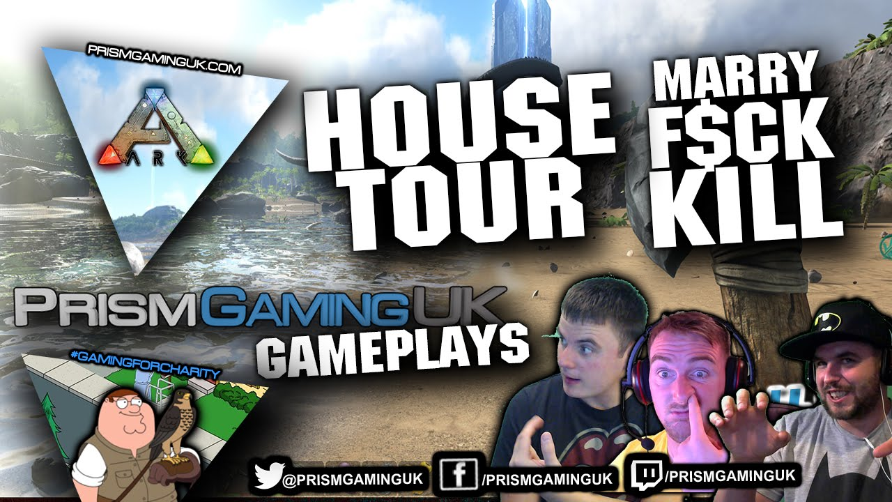 Ark Survival Evolved House Tour Marry Sex Kill #2