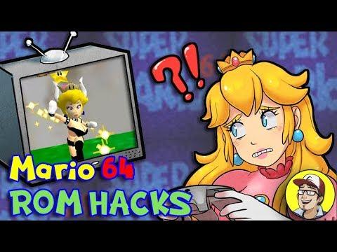 Super Mario 64 ROM Hacks - Part 1