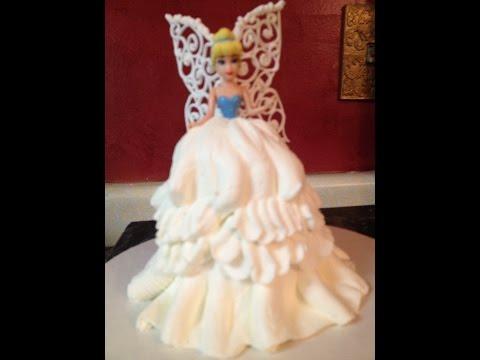 Best Barbie Cake - Cake Decorating