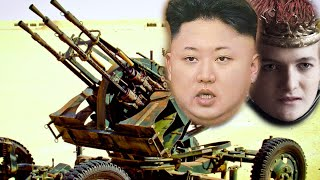 North Korea Executes Official With Anti-Aircraft Gun -- Joffrey Would Be Jealous