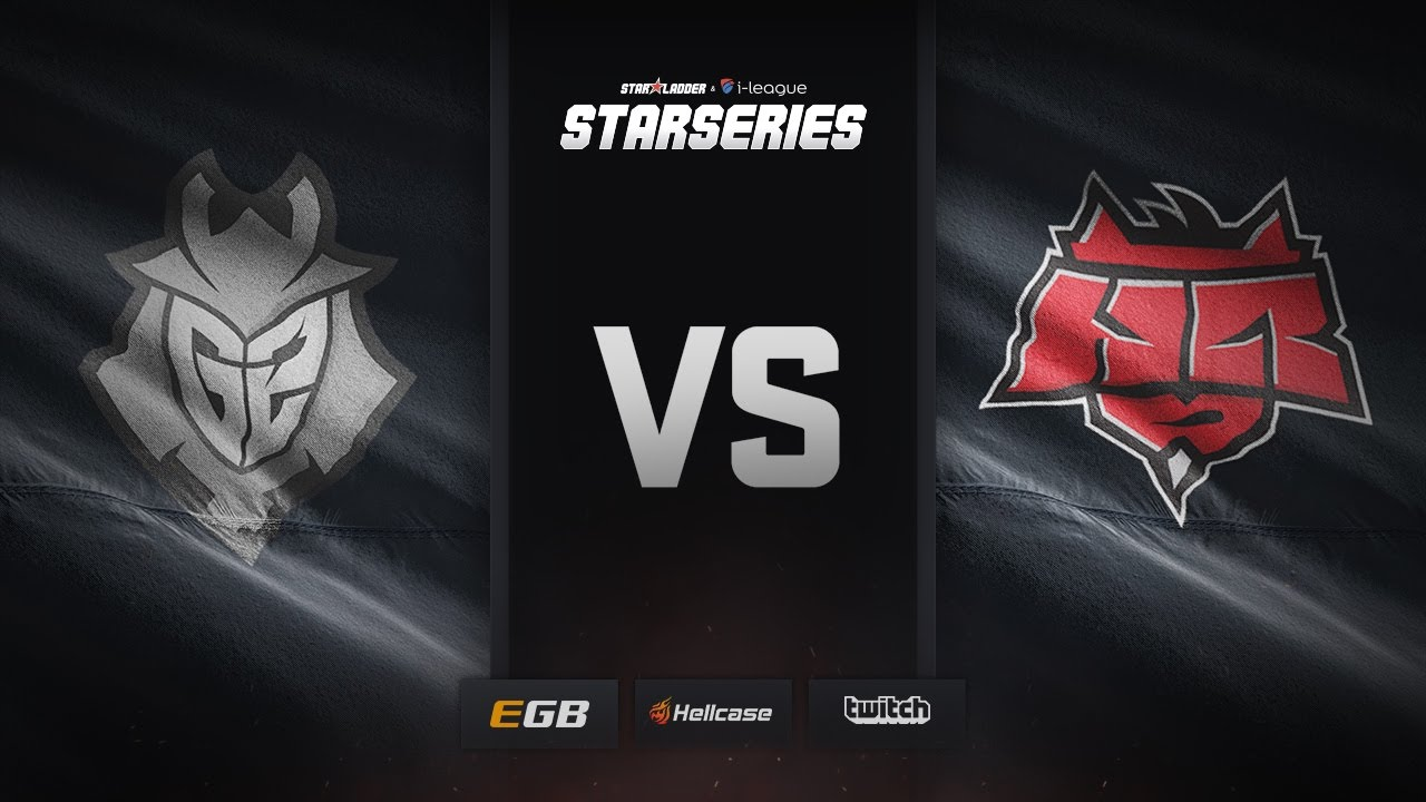 [EN] G2 vs HellRaisers, cobblestone, SL i-League StarSeries Season 3 Finals