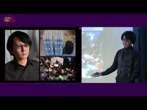 Humanlike AI Robots and Our Future Life - Hiroshi Ishiguro