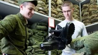 Почему в Армии России не носят трусы?