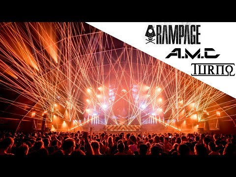 A.M.C & Turno @Rampage Open Air 2019 | Drops Only
