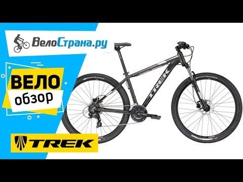 Велосипеды Trek. Велообзор #5