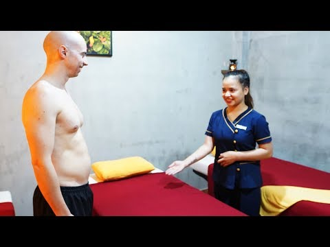 💆 ASMR Full Body Massage with Loud Neck Crack | Vietnam SPA