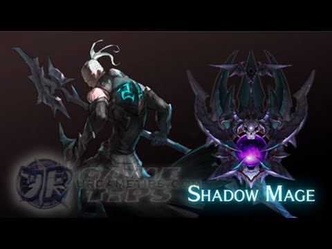 Angel Stone Shadow Mage Guidebuild
