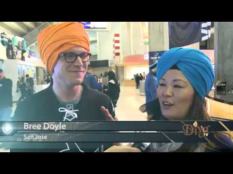 EXCLUSIVE: San Jose Sharks pioneer the NHL's 1st Sikh Heritage Night!