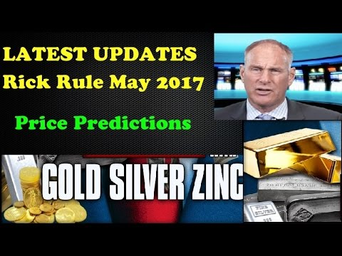 LATEST UPDATES ➤ Rick Rule 2017 | Gold and Silver #Zinc Price Predictions