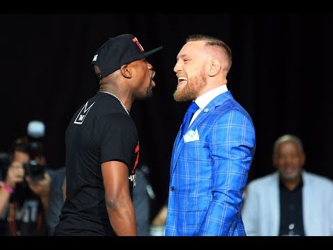 Thumbnail: Mayweather vs McGregor - My version of Bad Lip Reading