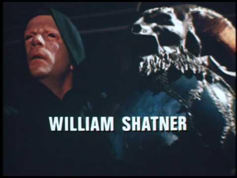 THE DEVIL'S RAIN (1975, Trailer) William Shatner