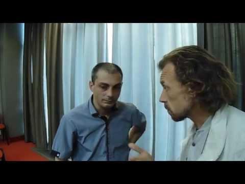 Армен Гаспарян после встречи с Сергеем Шаргуновым
