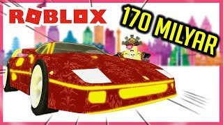 ROBLOX INDONESiA | HAVE MONEY 170 Billion purchase of a car what YUMMY huh?? 😍