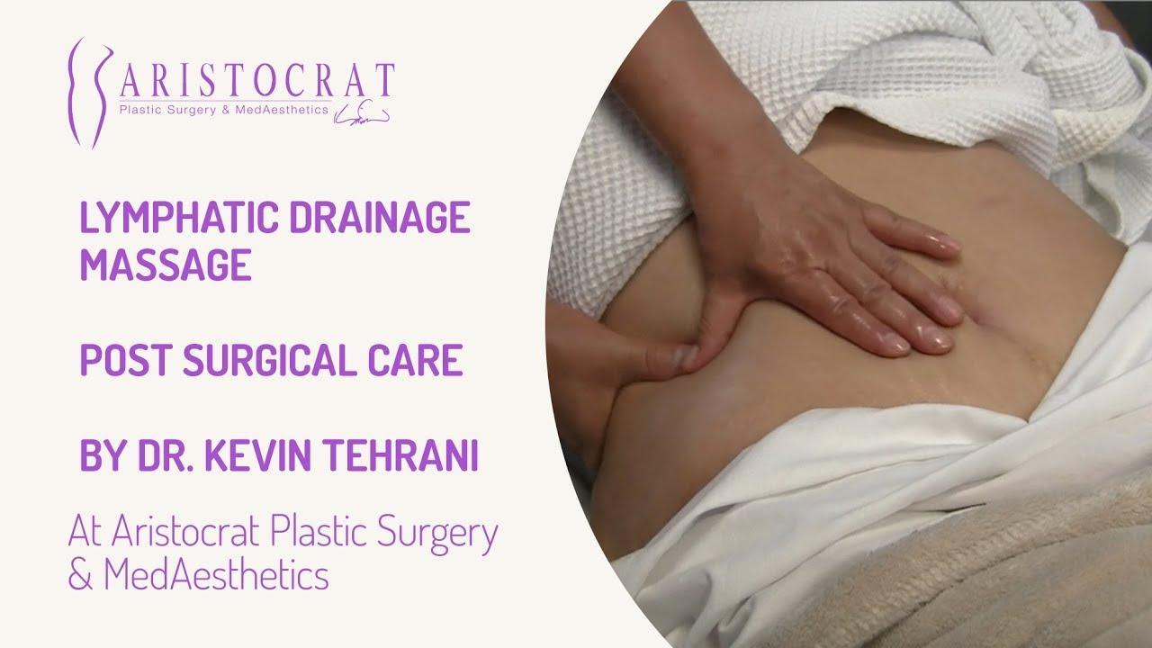 Lymphatic Massage after Plastic Surgery  Worth It? – Aristocrat