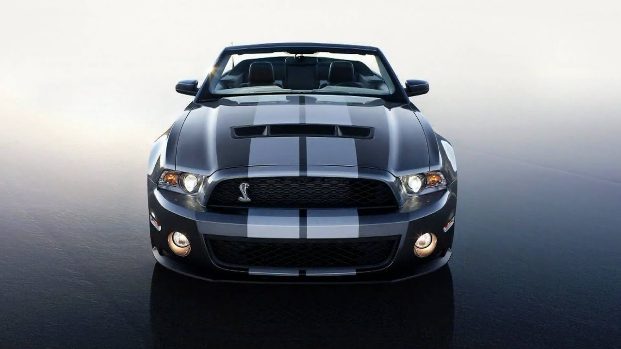 2010 ford mustang shelby gt500 convertible youtube. Black Bedroom Furniture Sets. Home Design Ideas