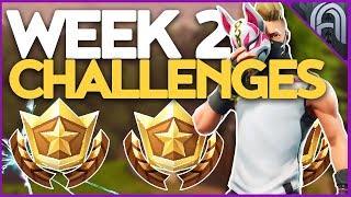 Fortnite Season 5 Week 2 Challenges Guide! Battle Pass Challenges!