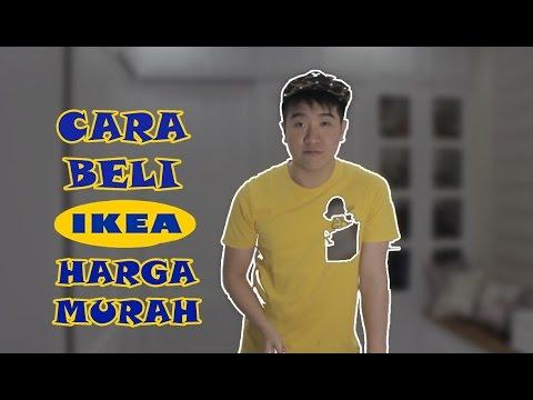 KENAPA BARANG IKEA INDONESIA MURAH? DIY IKEA