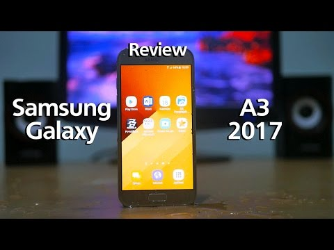 Review Samsung Galaxy A3 2017 Indonesia