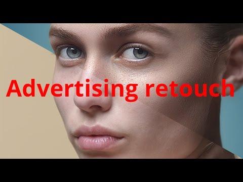 [Retouch] Advertising/Commercial Portrait (Photoshop CC)