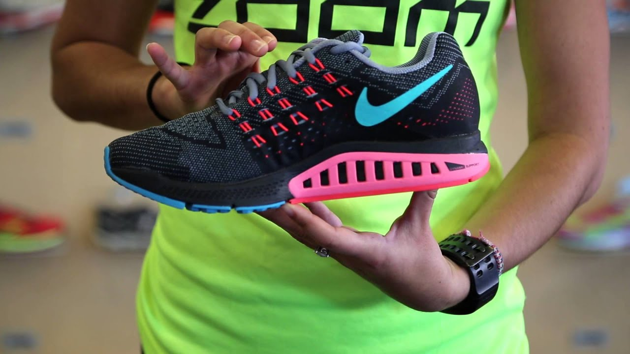 b25849b7e4d45 ... Nike Air Zoom Structure 18 - YouTube ...