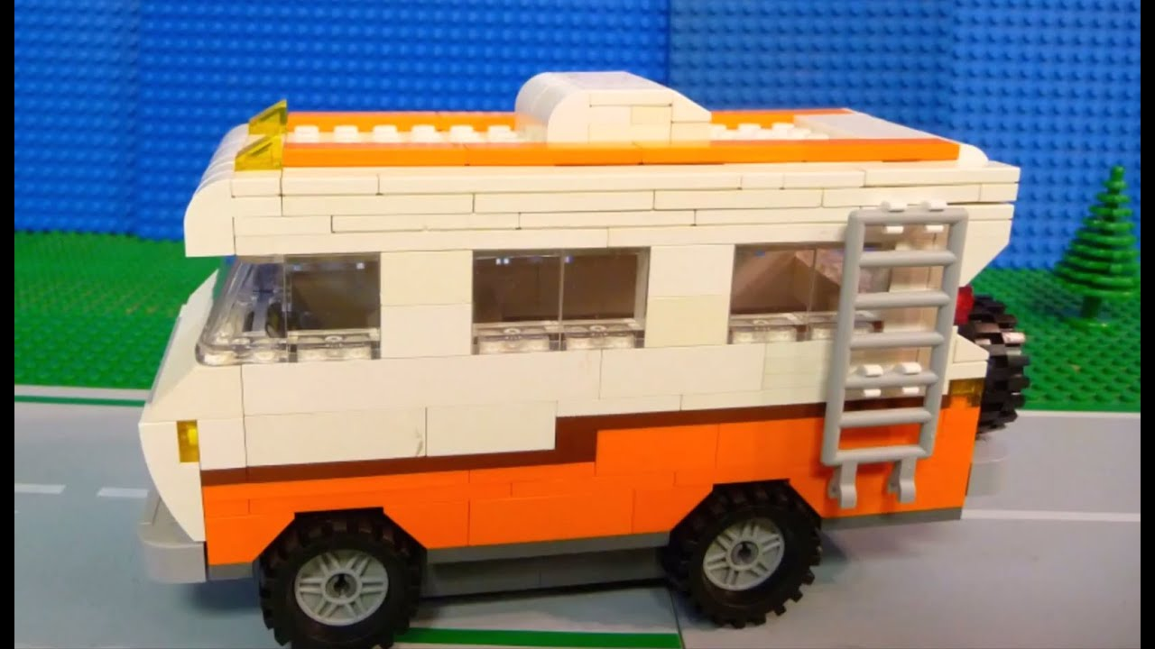 Lego Rv Camper Instructions Images Form 1040 Instructions