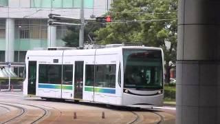 豊橋鉄道 モT1000形 豊橋駅前