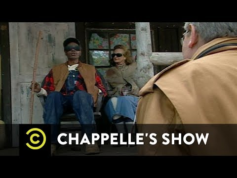 """Chappelle's Show - """"Frontline"""" - Clayton Bigsby Pt. 1 - Uncensored"""