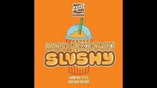 Wednesday Night Beer Review: Slushy Mango Passionfruit | 450 North Brewing Company