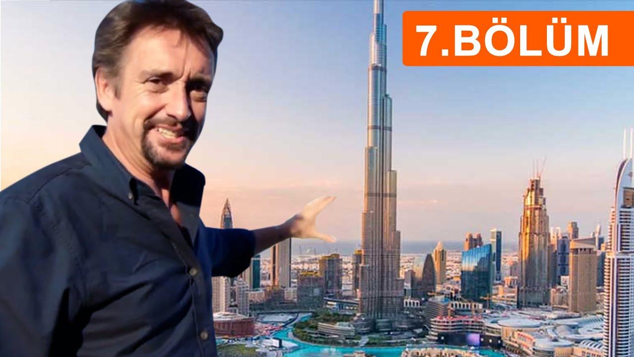 Burc Halife: Dünyanın En Yüksek Gökdeleni - Richard Hammond ile Dev Yapılar   7.Bölüm