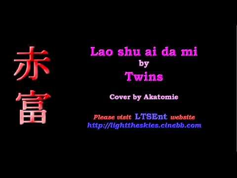 [LTSEnt instru.] 老鼠爱大米 Lao Shu Ai Da Mi - Twins cover by Akatomie