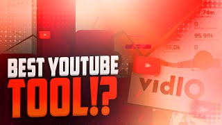 BEST YOUTUBE TOOL for Growing your YouTube Channel!? (2016)