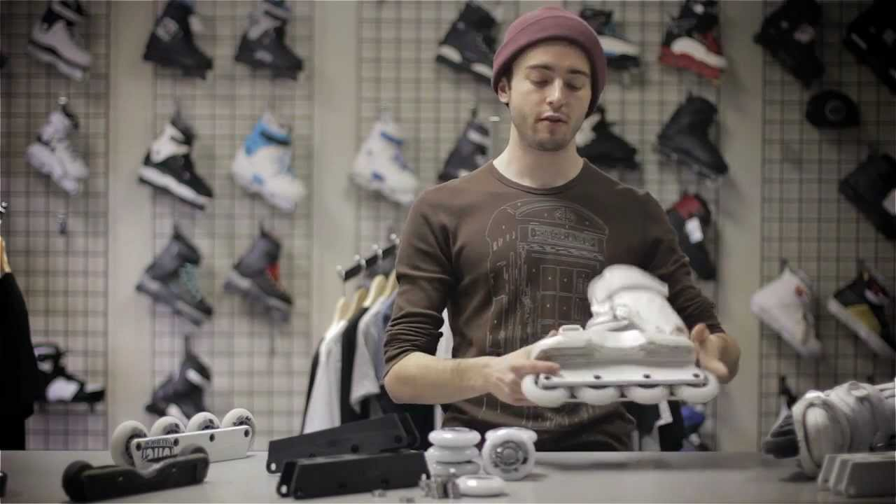 Kizer Advance Powerblading Le Kits Youtube Powerblade Pro Boot Only