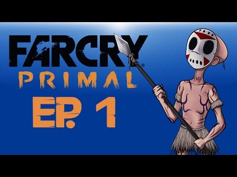 Farcry Primal Ep. 1 Hunting for food & Exploring!
