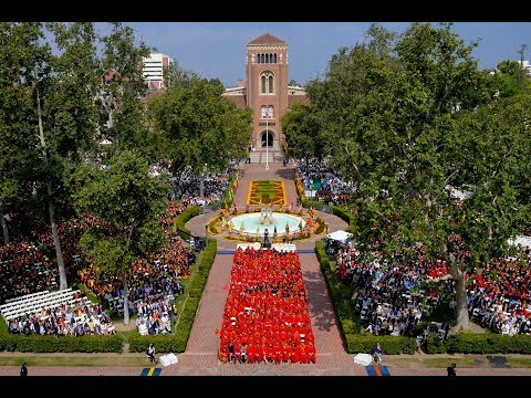 USC's 135th Commencement Ceremony (Full)