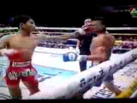 มวยไทย7สี อภิสิทธิ์ vs เจมส์ศักดิ์