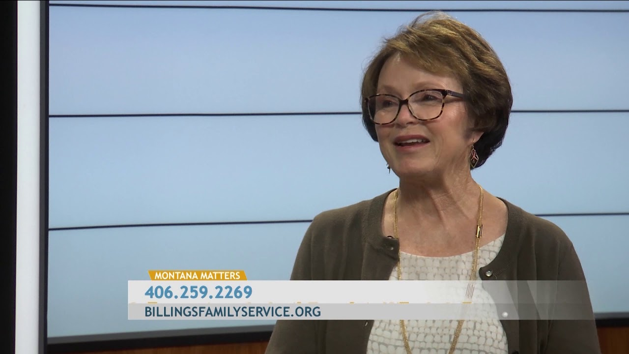 Montana Matters Interview with Billings Family Service