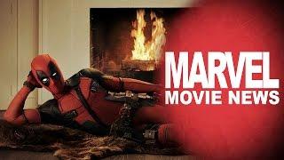 First Pic of Deadpool, X-Men's Angel Artwork, Ant-Man News & More Marvel Movie News