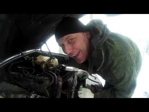 Заводится и глохнет,потом вообще не заводится Волга 31105,406 мотор