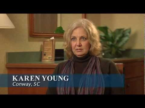 Karen Young, client testimonial for Steinberg Law Firm--www.steinberglawfirm.com